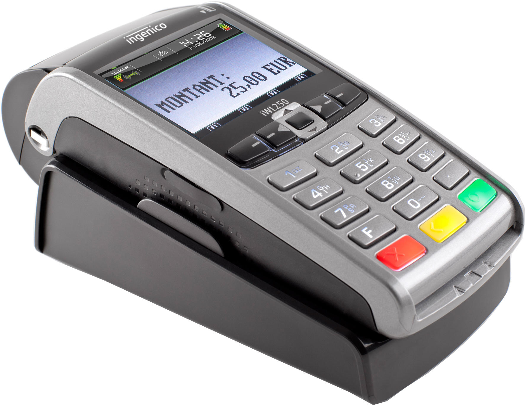 Portable Terminals | Low cost payment solutions